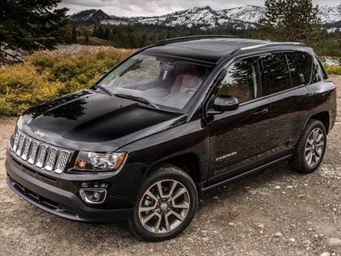 2014 Jeep Compass Latitude Sport Utility 4D  photo