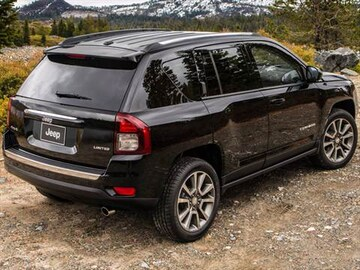 2014 jeep compass pricing ratings reviews kelley blue book. Black Bedroom Furniture Sets. Home Design Ideas