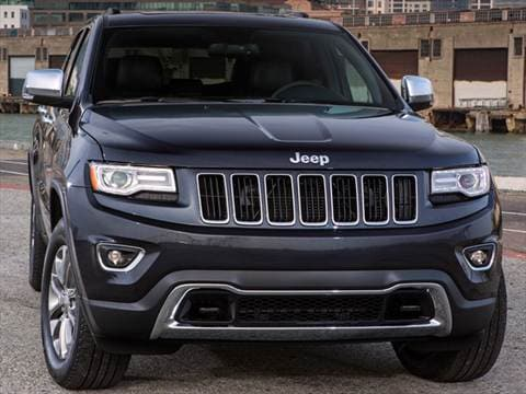 Great ... 2014 Jeep Grand Cherokee Exterior