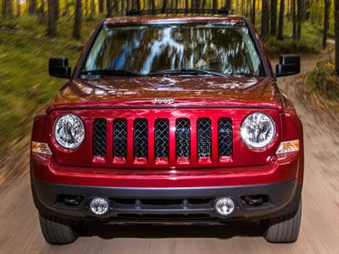 2014 jeep patriot Exterior
