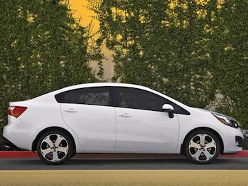 2014 Kia Rio | Pricing, Ratings & Reviews | Kelley Blue Book