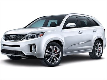 2014 kia sorento pricing ratings reviews kelley blue book. Black Bedroom Furniture Sets. Home Design Ideas