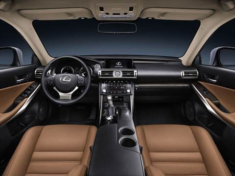 Delightful 2014 Lexus Is Interior ...