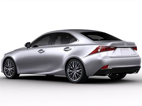 ... 2014 Lexus Is Exterior