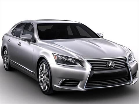 2014 Lexus Ls