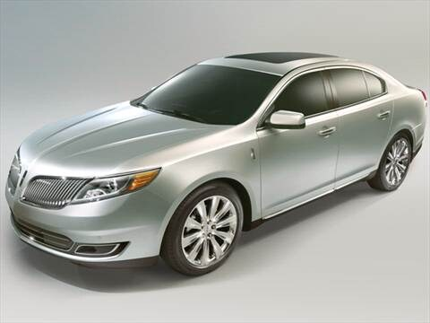2014 Lincoln Mks Pricing Ratings Reviews Kelley Blue Book
