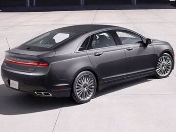 2014 Lincoln Mkz Pricing Ratings Reviews Kelley Blue Book