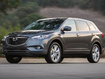 2014 mazda cx 9 pricing ratings reviews kelley blue book 2014 mazda cx 9 exterior fandeluxe Gallery