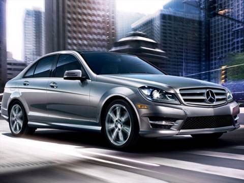 2014 mercedes benz c class pricing ratings reviews for Mercedes benz 2014 c class price