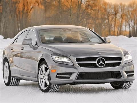 2014 Mercedes Benz Cls Class