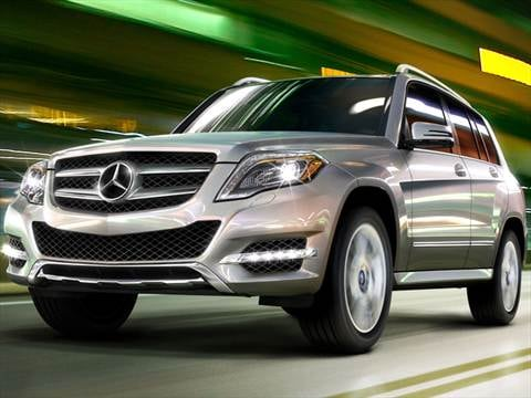 2014 mercedes benz glk class pricing ratings reviews for Mercedes benz blue book value