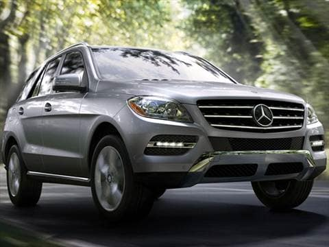 2014 mercedes benz m class pricing ratings reviews for 2014 mercedes benz m class suv