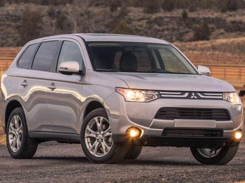 2014 Mitsubishi Outlander Pricing Ratings Reviews Kelley Blue