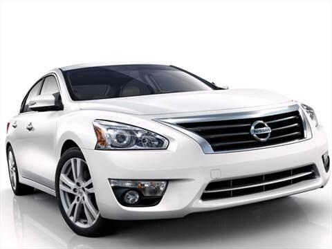 Great ... 2014 Nissan Altima Exterior