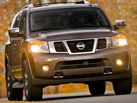 is nissan changing the armada style in 2014. Black Bedroom Furniture Sets. Home Design Ideas