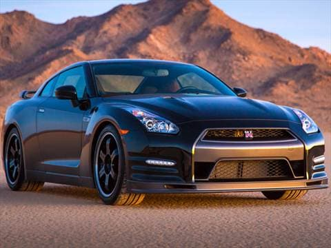 2014 Nissan GT-R | Pricing, Ratings & Reviews | Kelley Blue Book