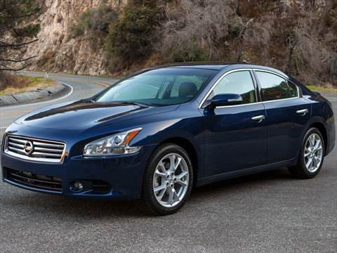 2014 Nissan Maxima | Pricing, Ratings & Reviews | Kelley Blue Book