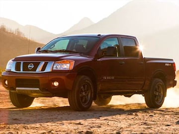 2014 nissan titan crew cab pricing ratings reviews kelley blue book. Black Bedroom Furniture Sets. Home Design Ideas