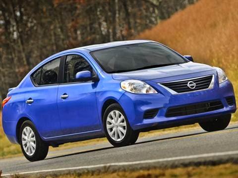 Lovely 2014 Nissan Versa
