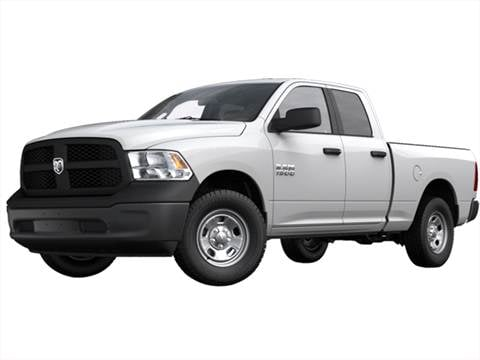 2014 Ram 1500 Quad Cab | Pricing, Ratings & Reviews | Kelley Blue Book