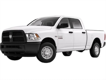 2014 Ram 2500 Crew Cab | Pricing, Ratings & Reviews | Kelley Blue Book