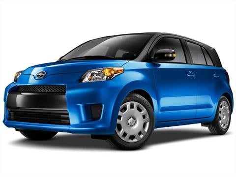 2014 scion xd Exterior