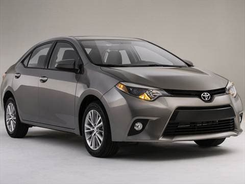 2014 Toyota Corolla For Sale >> 2014 Toyota Corolla Pricing Ratings Reviews Kelley Blue Book