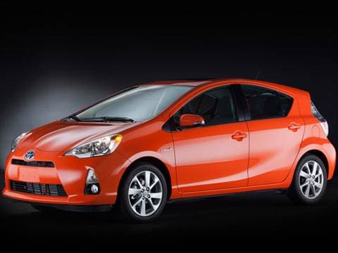 2014 toyota prius c pricing ratings reviews kelley blue book. Black Bedroom Furniture Sets. Home Design Ideas