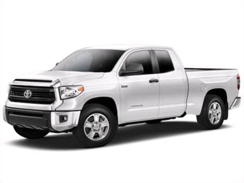 Perfect 2014 Toyota Tundra Double Cab