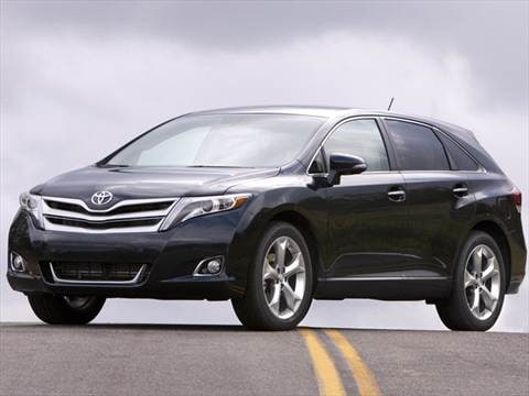 2014 Toyota Venza. 23 MPG Combined