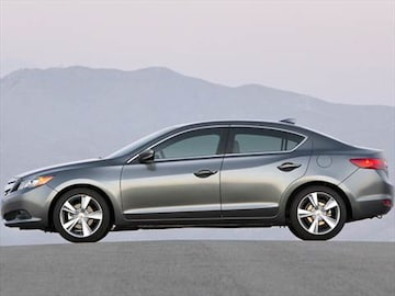 acura ilx review interior dynamic