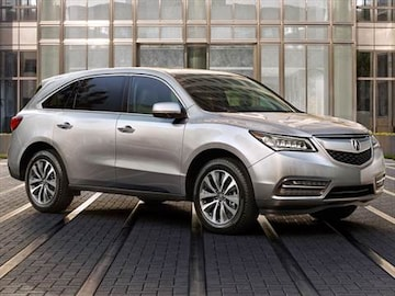 Acura MDX Pricing Ratings Reviews Kelley Blue Book - Acura mdx rebuilt transmission