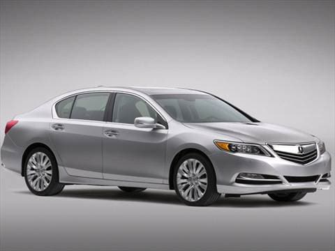 2015 Acura RLX | Pricing, Ratings & Reviews | Kelley Blue Book