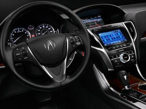 2015 Acura Tlx Tech >> 2015 Acura Tlx Pricing Ratings Reviews Kelley Blue Book
