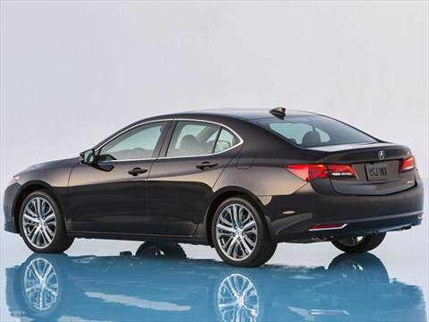 2015 Acura TLX | Pricing, Ratings & Reviews | Kelley Blue Book