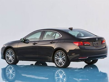 2015 acura tlx pricing ratings reviews kelley blue book. Black Bedroom Furniture Sets. Home Design Ideas