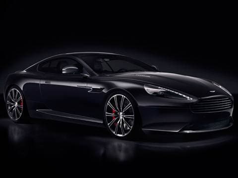 2015 Aston Martin DB9 2-door Carbon Edition  Coupe photo