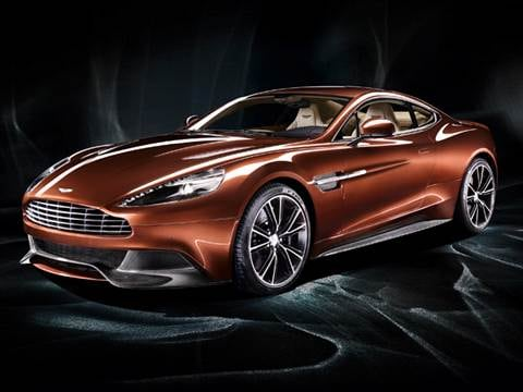 2015 Aston Martin Vanquish Pricing Ratings Reviews Kelley
