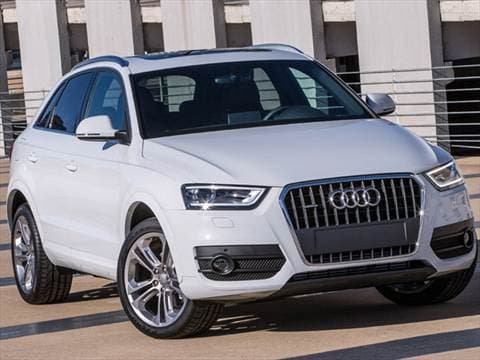 2015 audi q3 pricing ratings reviews kelley blue book. Black Bedroom Furniture Sets. Home Design Ideas