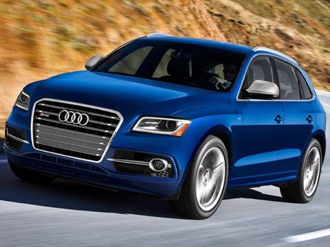 2017 Audi Sq5 19 Mpg Combined