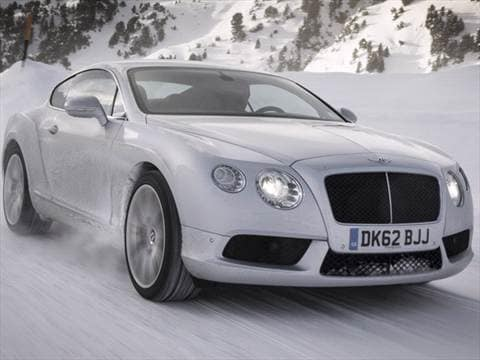 2015 bentley continental Exterior