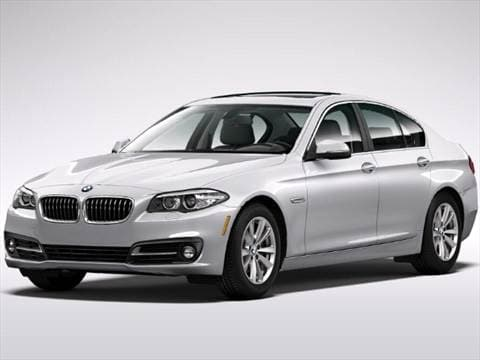 2015 Bmw 5 Series Pricing Ratings Reviews Kelley Blue Book