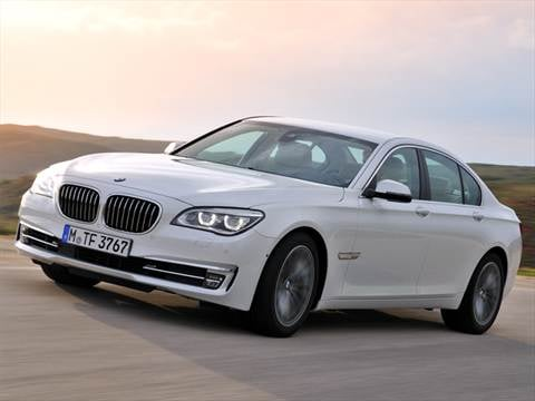 2015 Bmw 7 Series Pricing Ratings Reviews Kelley Blue Book