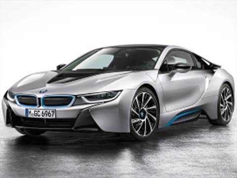 2015 Bmw I8 Pricing Ratings Reviews Kelley Blue Book