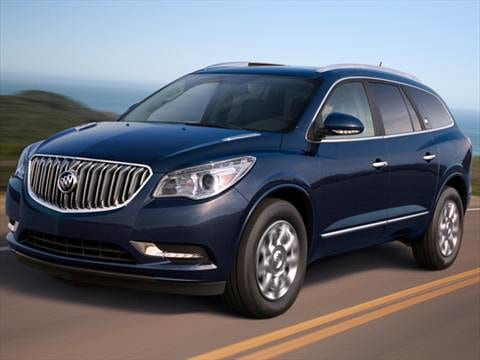 2015 Buick Enclave Pricing Ratings Amp Reviews Kelley Blue Book
