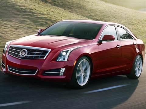 2015 Cadillac Ats Pricing Ratings Reviews Kelley Blue Book