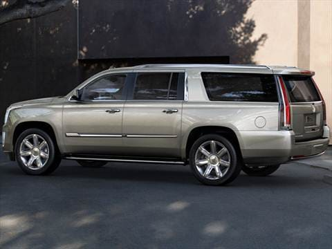 2015 Cadillac Escalade Pricing Ratings Reviews Kelley Blue Book