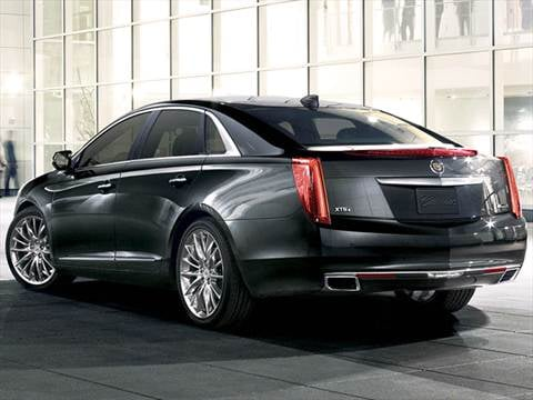 2015 Cadillac Xts Vsport Premium Collection Sedan 4d