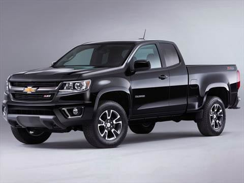 2015 Chevrolet Colorado Extended Cab Pricing Ratings Reviews
