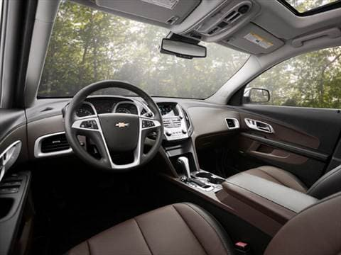 2015 Chevy Equinox Interior >> 2015 Chevrolet Equinox Pricing Ratings Reviews Kelley Blue Book
